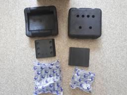 Ремкомплект подушек седла с болтами JOST - Sampa