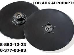 Ремкомплект сошника СЗ 3,6; 5,4 (диск со ступицей, манжет. )