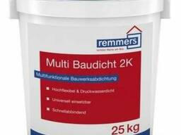 Remmers Multi-Baudicht 2K, ведро 25 кг