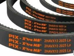 Ремни Pix (Пикс) приводные вариаторные