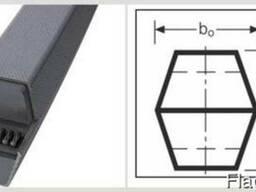 Ремни приводные клиновые шестигранные aah/aa, bbh/bb, cch/cc