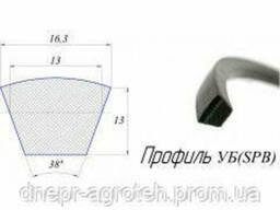 Ремни приводные сечений УБ(SPB)