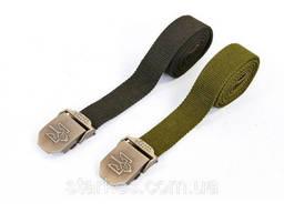 Ремни тактические брючные с тризубом на выбор, код : 610.