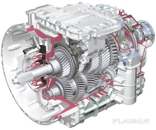 Ремонт АКПП I-shift Renault, Volvo. Р