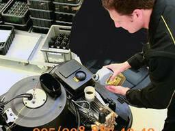 Ремонт аппаратов высокого давления Karcher