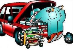 Ремонт авто , ходовая , двигатель , сварочные работы полуавтоматом. Мелитополь .