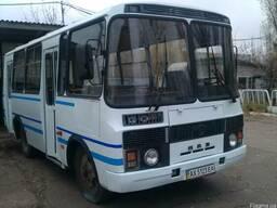 Ремонт автобуса ПАЗ