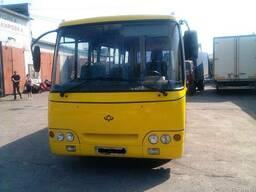 Сварка и покраска автобуса Богдан
