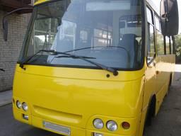 Ремонт автобусов (Богдан, Эталон, I-Van, ПАЗ и т. д. ).