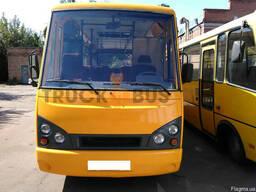 Ремонт автобуса I-VAN