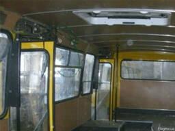 Ремонт автобусов Восстановление салона
