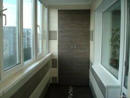 Ремонт Балкона! Расширение! Балкон под ключ! Обшивка Лоджии!