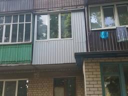 Ремонт балконов , лоджий , расширения ,