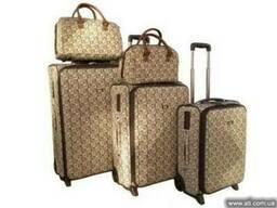 Ремонт чемоданов, дорожных сумок, портфелей. Срочные ремонты.