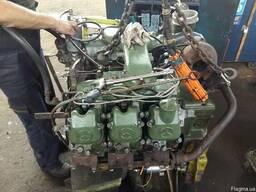 Ремонт двигателей Мерседес ом441 ом442 ом366 OM906 OM926