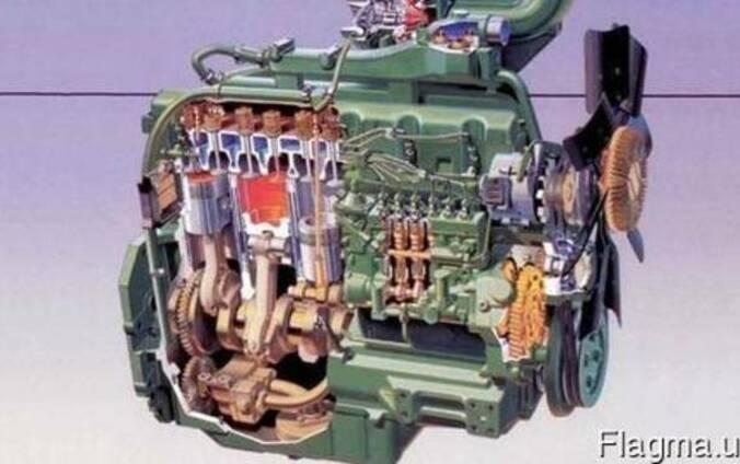 Ремонт двигателей на сельхозтехнику