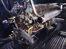 Ремонт двигателя 1Д12