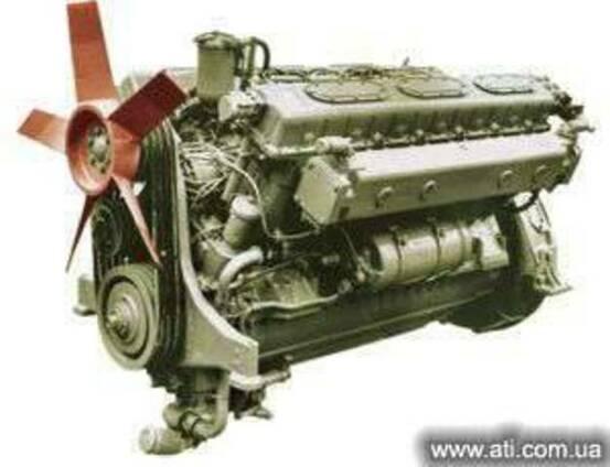Ремонт двигателя 1Д6, ремонт двигателя 1Д12