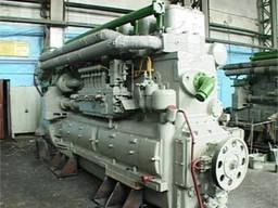 Ремонт двигателя Д50