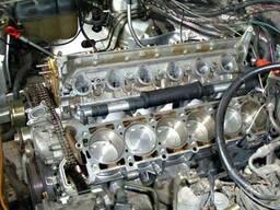 Ремонт двигателя в Донецке