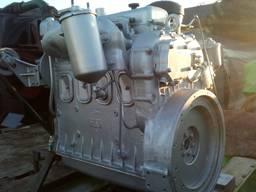 Ремонт двигателя ЯАЗ-204