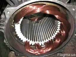 Ремонт электродвигателей до 100,0 кВт