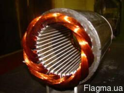 Ремонт электродвигателей и перемотка холодильных компрессоро - фото 1