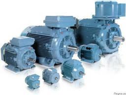 Ремонт электродвигателей от 0, 37 до 300 кВТ