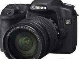 Ремонт фотоаппарата Canon EOS 50D