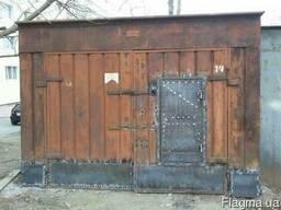 Ремонт гаража в Донецке любые сварочные работы