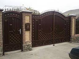 Ремонт гаражных и хозяйственных ворот