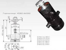 Ремонт гидроцилиндра камаз 452802-8603010