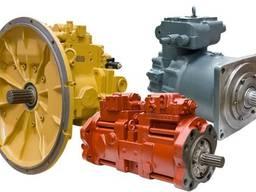 Ремонт гидравлических насосов и моторов спецтехника
