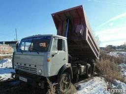 Ремонт гидроцилиндров на Самосвал КАМАЗ 55111