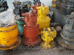 Ремонт гидромоторов на экскаваторы Hyundai, Hitachi, Doosаn