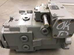 Ремонт гидронасосов A4VG085 на погрузчики Merlo Casappa