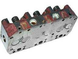 Ремонт головки блока цилиндров Д-260 МТЗ-1221