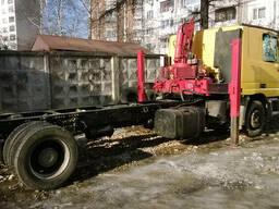Ремонт грузовиков и спецтехники