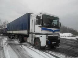 Ремонт грузовых,коммерческих автомобилей и автомобильных при