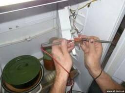 Ремонт холодильников, ларей, витрин в Одессе. Выезд на дом