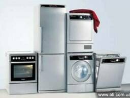 Ремонт холодильников,стиральных машин и пр.быттехни