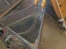 Ремонт и изготовление ковшей-трапеция к JCB