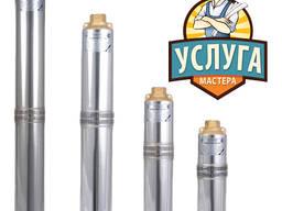 Ремонт и обслуживание глубинных насосов для скважины