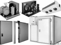 Холодильные системы, морозильные установки с монтажем в Крыму
