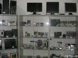 Ремонт и продажа компьютеров, ноутбуков и комплектующих