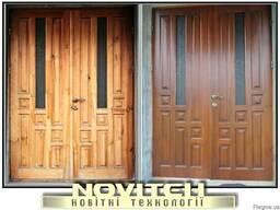 Ремонт и реставрация дверей, мебели, лесниц, кухоннх фасадов
