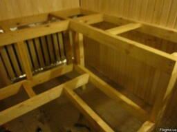 Ремонт и реставрация коммерческой бани