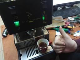 Ремонт кофемашин и кофеварок (также профилактика чистка) Чер