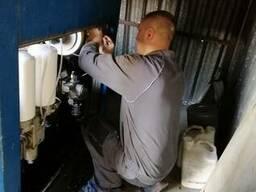 Техническое обслуживание винтового компрессора НВЕ НВЄ