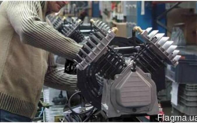 Ремонт компрессоров, сервисное обслуживание, запчасти